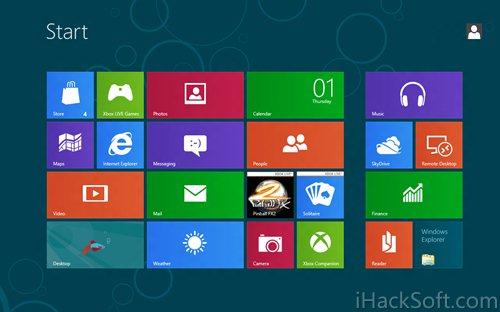 Windows 8下载