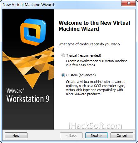 VMWare安装Windows8