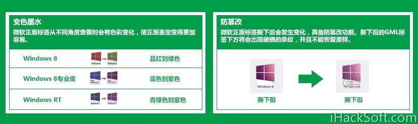 正版Windows 8/7