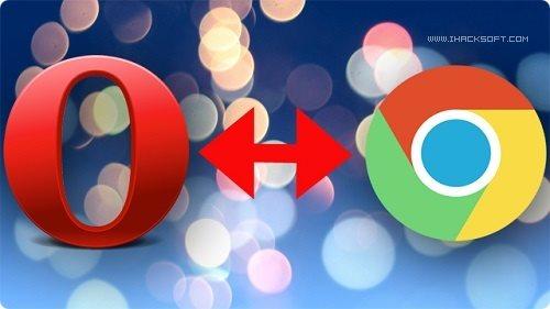 Opera安装Chrome插件