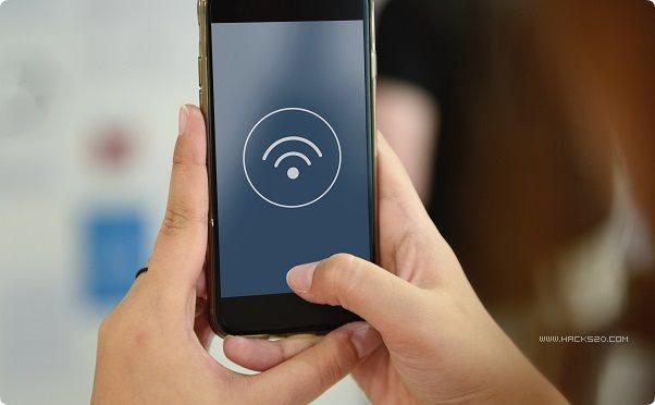 手机信号与网速